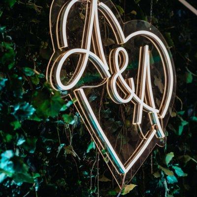 Wedding LED Neon Sign