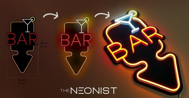 bar neon signs
